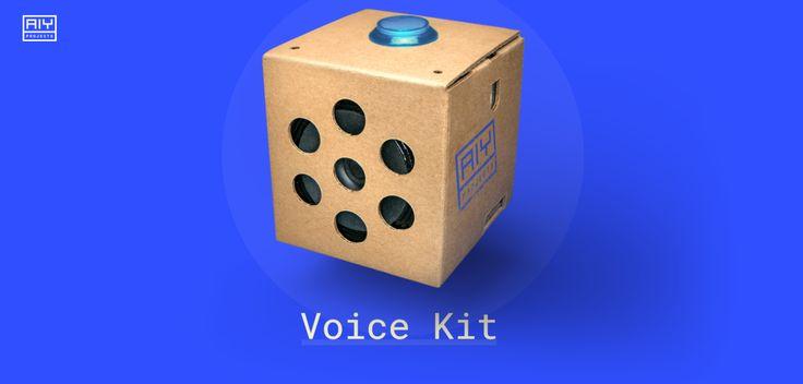 Google Rilis AIY Projects Teknologi Voice Interaction Untuk Perangkat IoT