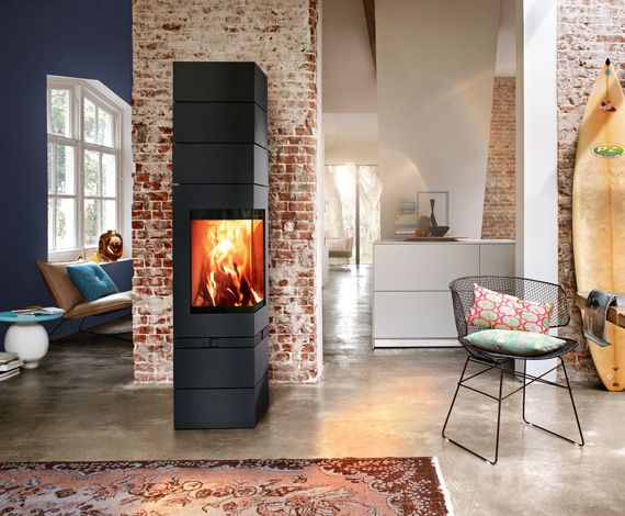 Chimney stove elements - skantherm - We are on fire