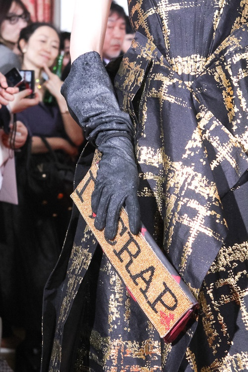 Vivienne Westwood Red Carpet Capsule Collection on show in Tokyo