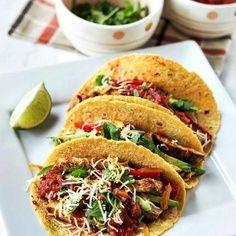 Menú mexicano. Restaurant Papillon