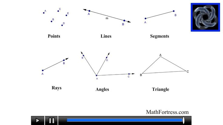 Geometry: Introduction to Geometry (Level 1 of 7)