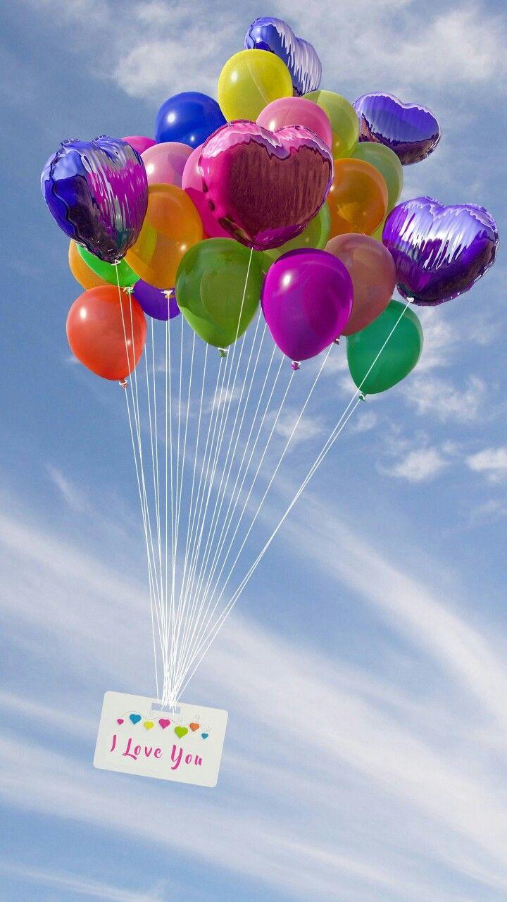 открытки с днем рождения шарики фото что важно выполнять