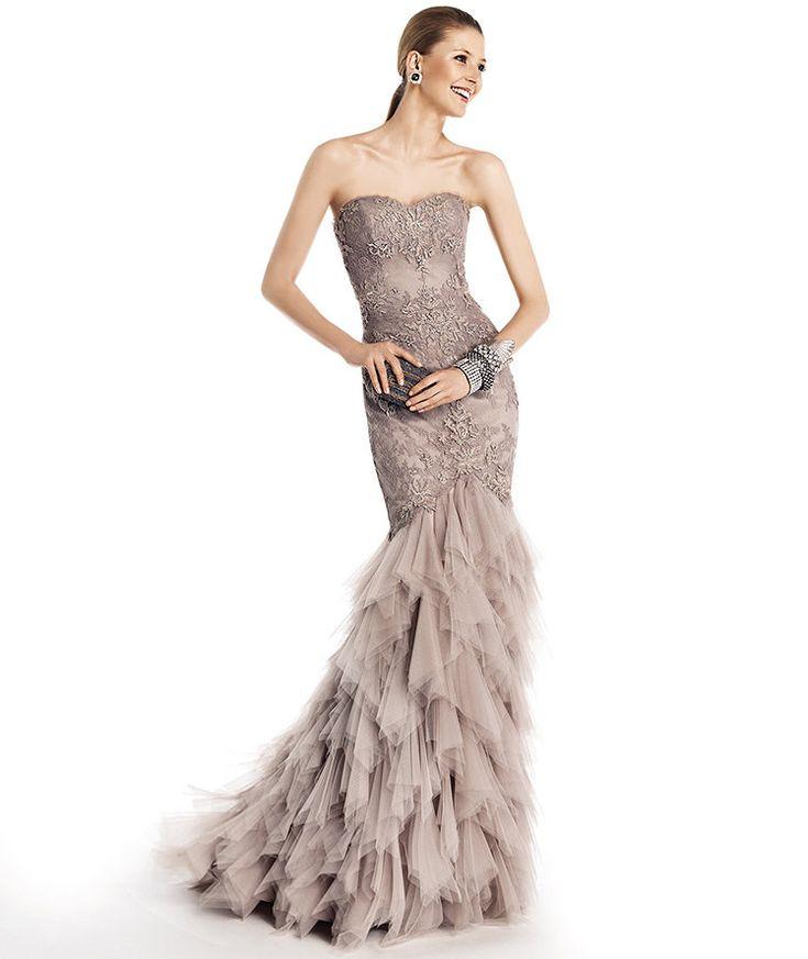 204 best images about Evening Dresses by Pronovias on Pinterest ...