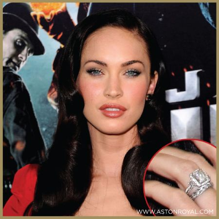 42 best celebrity engagement rings images on pinterest