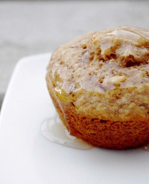 Peanut Butter & Honey Muffins