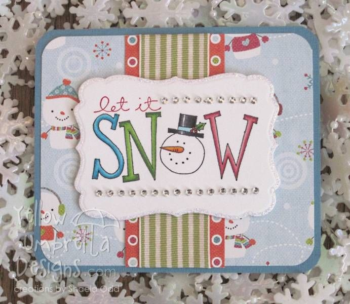 10 Best Big On Christmas Stamp Set Images On Pinterest