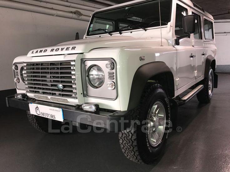 LAND ROVER DEFENDER 110 TDI 122 8CV STATION WAGON SE 2011 Diesel occasion - Paris - Paris 75