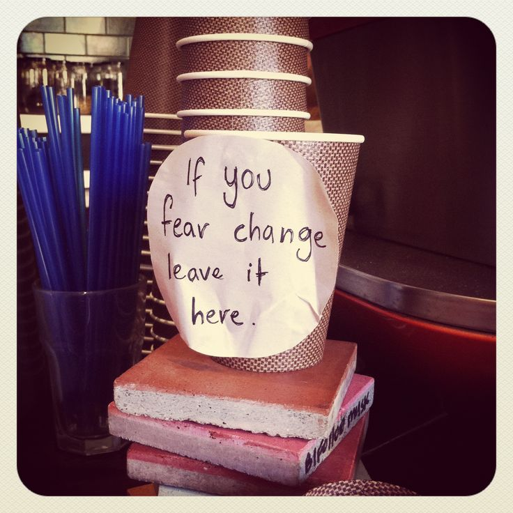 Best quote on cafe tip jar.... #coffee #cafe #font