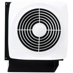 Ventilateurs / Ventilateurs de salle de bains - Model 508N - Ventilateur mural automatique de 10 po