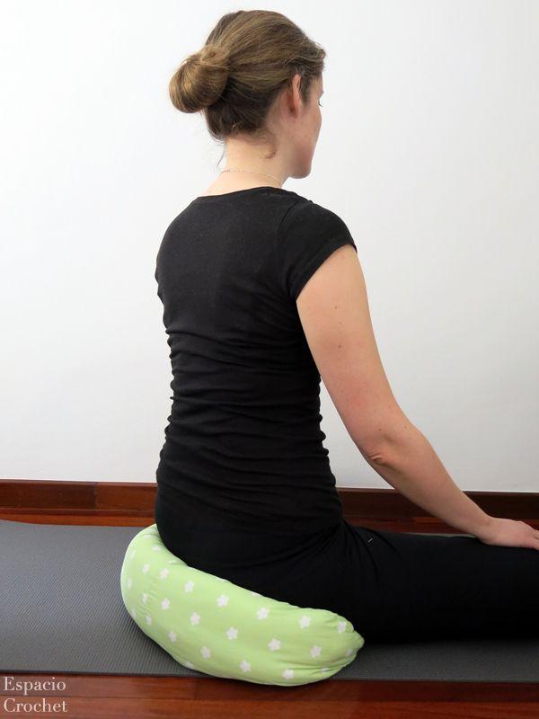 Zafu Para Yoga Hacer Yoga Costura Yoga En Casa