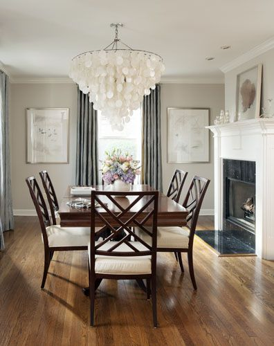 118 best images about dining room decorating ideas on for Traditional dining room paint ideas