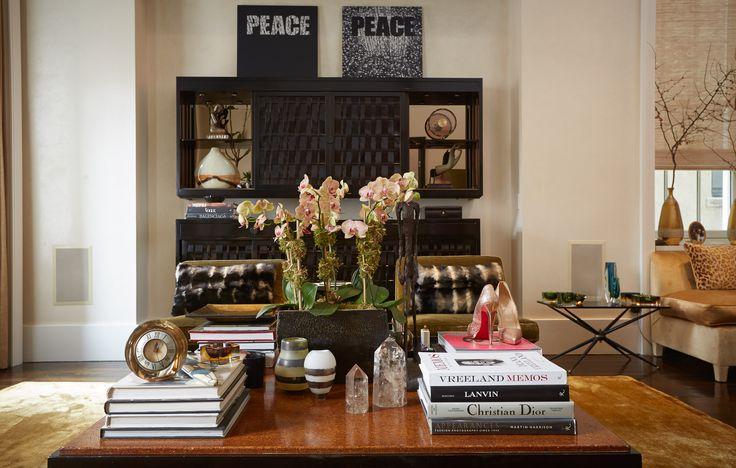 Carole Radziwill Residence / Apartment | Lund.