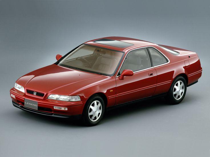 Honda Legend Coupe (KA8) '01.1991–96