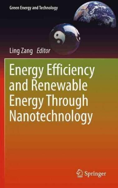 Reflecting the rapid growth of nanotechnology research and the potential impact of the growing energy crisis, Energy Efficiency and Renewable Energy Through Nanotechnology provides comprehensive cover #RenewableHomeEnergy
