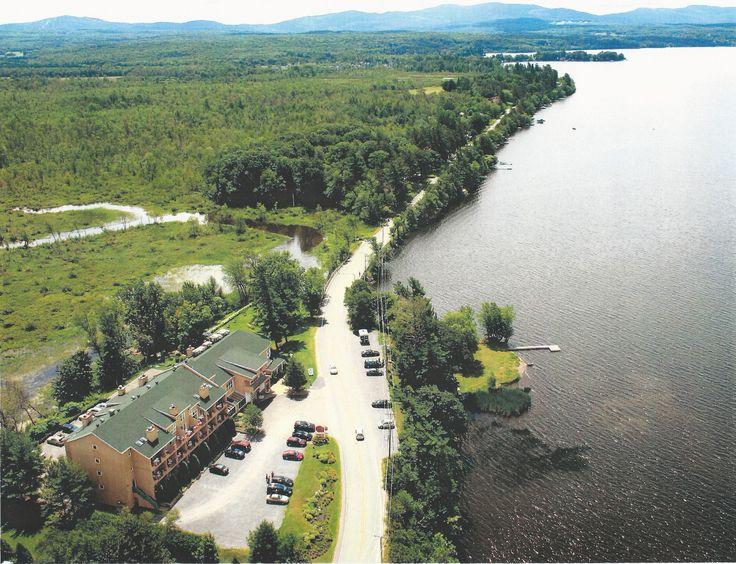 Auberge Lac-Brome à Lac Brome, QC
