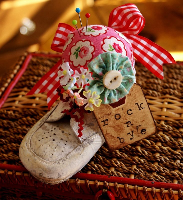 Vintage Babyshoe PinkeepPin Cushions, Vintage Babyshoes, So Sweets, Vintage Wardrobe, Babyshoes Pinkeep, Babyshoes Pincushions, Vintage Shoes, Mary Jane, Baby Shoes