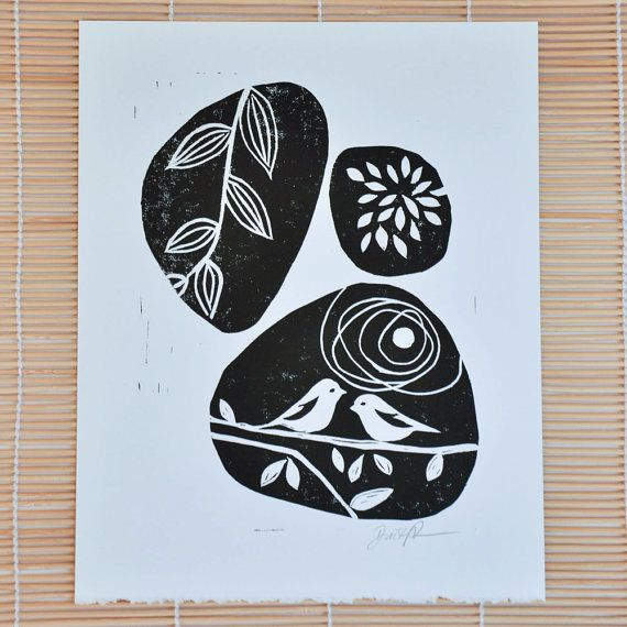 Best 25 Linocut Prints Ideas On Pinterest Lino Prints