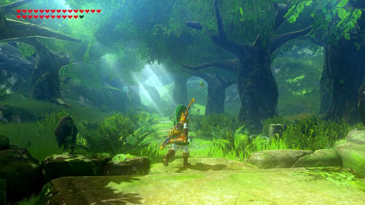 The Legend of Zelda: Breath of the Wild (Cemu 4K)