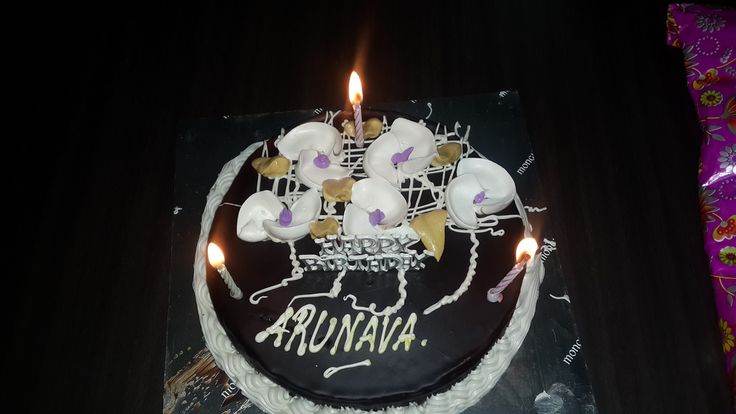 Birthday Celebration @ Arunava Banerjee_01