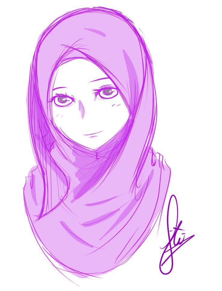 Muslimah by HayyiwadaSan