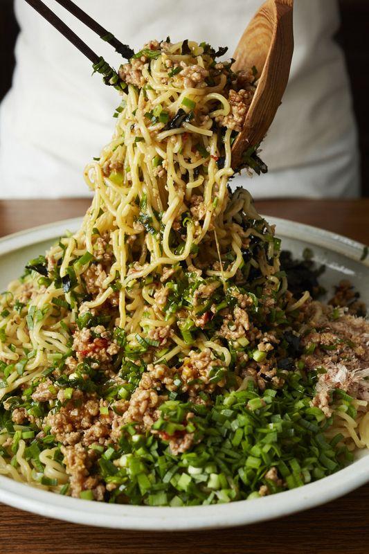 - taiwanese mashoba noodles - 【オレンジページ☆デイリー】料理レシピをはじめ、暮らしに役立つ記事をほぼ毎日配信します!