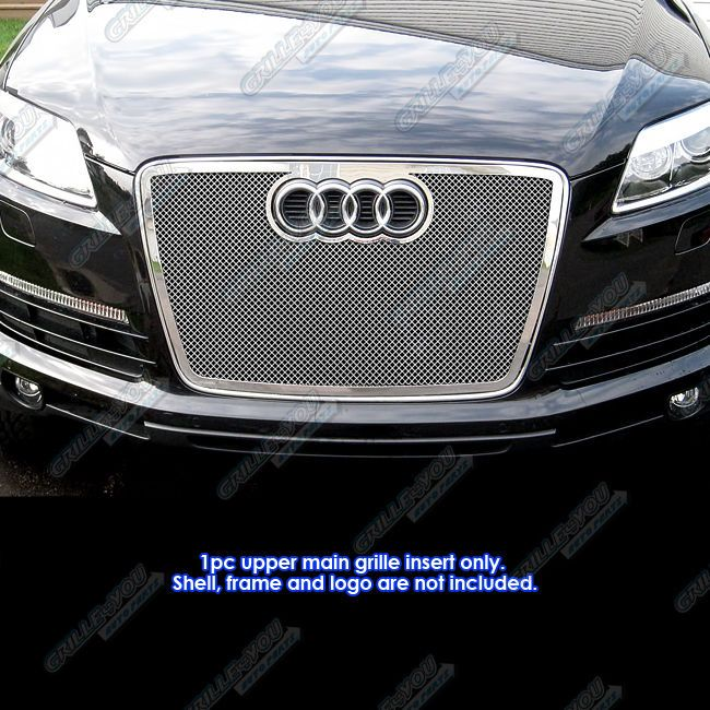 cool Awesome Fits 07-09 Audi Q7 Stainless Steel Mesh Grille Insert 2017/2018 Check more at http://24carshop.com/product/awesome-fits-07-09-audi-q7-stainless-steel-mesh-grille-insert-20172018/