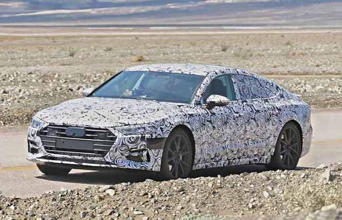 2019 Audi A7: Sport-Like Car with Comfy Power and Distinctive Design