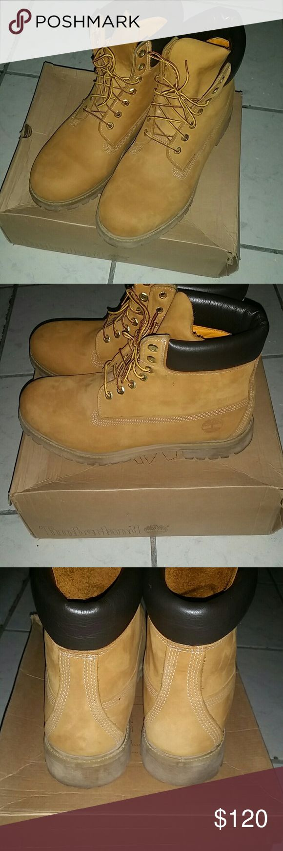Timberland 6 inch boots 6 inch Premium Wheat Timberland Shoes Boots