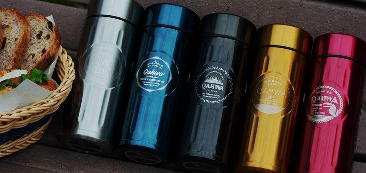 コーヒーをおいしく「飲む・持ち運ぶ」ために。淹れたてのおいしさを保ちつつ、清潔で衛生的な内部テフロン加工のステンレスボトル&タンブラー「カフア」スペシャルサイト