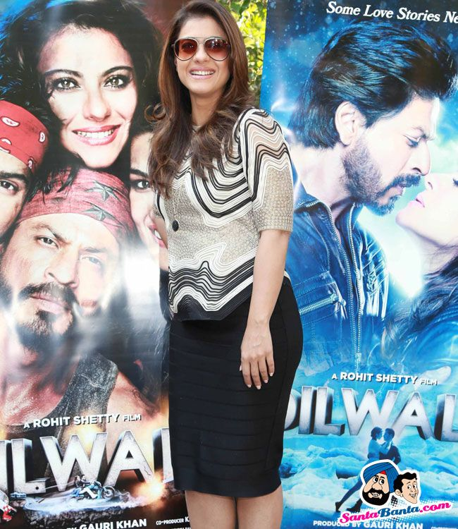Dilwale Promotional Event -- Kajol Picture # 326251