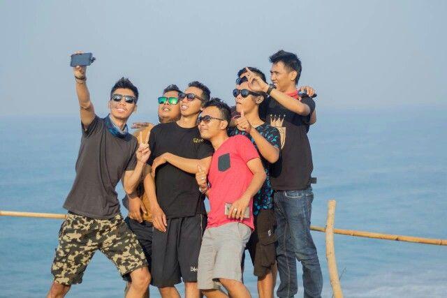 #gila #kita #bersama #teman #amazing #traveler