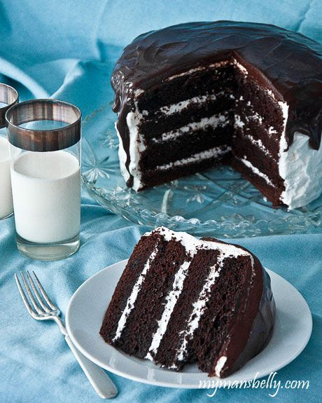 A St. Patricks Day Recipe To Rock Your Clovers: Guinness Cake