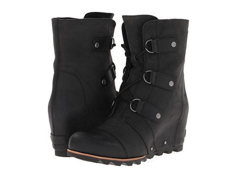 Love these! For German winters and for travel. <3 SOREL Joan Of Arctic Wedge™ Mid