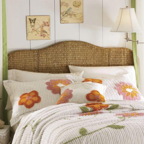 Best 20+ Seagrass headboard ideas on Pinterest | Coastal bedding ...