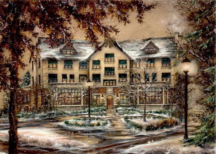 History Of The University Club St Paul In Minnesota