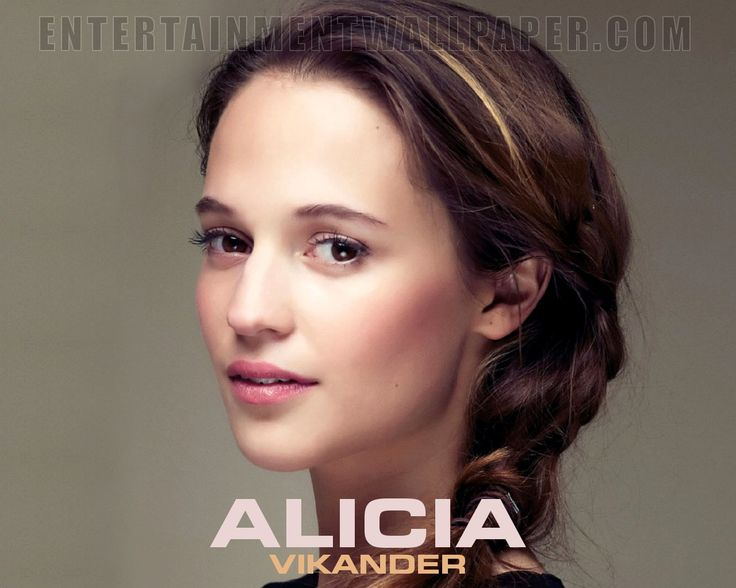 alicia vikander wiki - Google Search