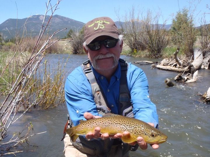 5 tips for fishing during runoff fish fly fishing and for Fly fishing techniques
