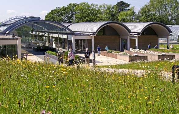 5 Seed Banks You Can Actually Visit - Established in 2000 by Prince Charles, the Millenium Seed Bank is housed on the sprawling grounds of... - Photograph courtesy of kew.org