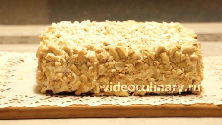 Подарочный торт- ром/коньяк, арахис