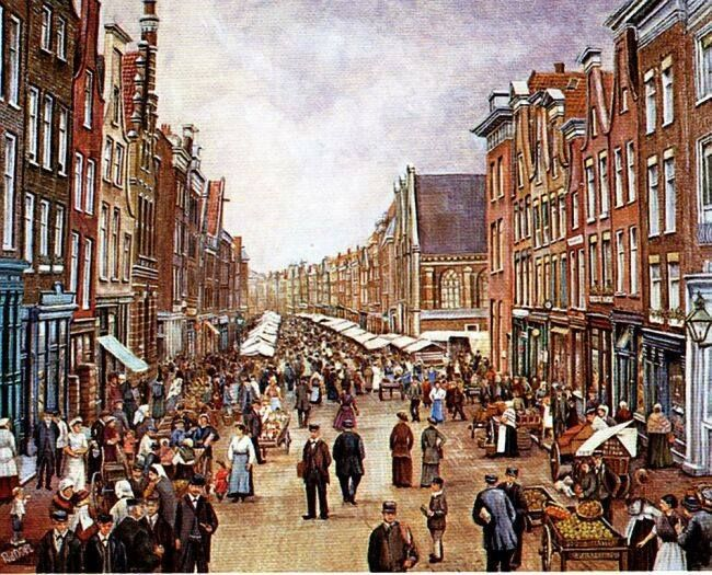 Prent 1900 De Botersloot, of Gedempte Botersloot genoemd, is een straat in het centrum van Rotterdam, en loopt van de Meent naar de Hoogstraat.In R'dam bestaan straatnamen die al heel oud zijn, ook de Botersloot.Komt in 1433 al voor in geschriften v/h Gemeentearchief Rdam, dankt zijn naam aan de zuivelboeren die hun waren via de Rotte naar de stad brachten.