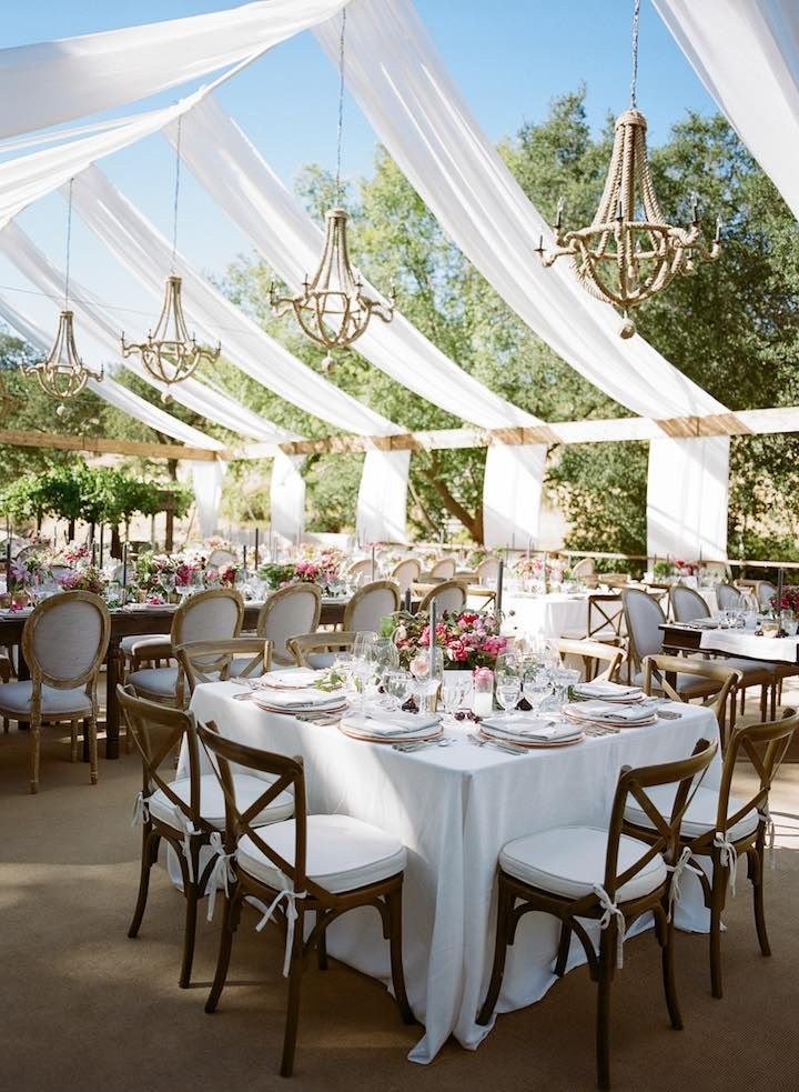 This Sonoma wedding is sure to speak to the romantic inside every bride. From the beautiful color scheme of magenta, grey and gold and the garden vibes, Marianne and Randy's celebration was filled with elegance and beauty. We love the unique details from the fedoras and parasols for the ceremony to the tented reception with […]