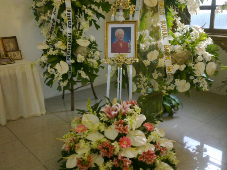 Sylvia Topacio Rojas ( Dec.13,1915-Dec.12,2014)..at the Sapinoso Grand Funeral Homes in Imus ,Cavite taken Dec.15, 2014. She is the wife of our uncle Deomedes S.Rojas ,brother of our dad, Bernardo.