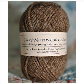 Manx Loaghtan Aran Wool