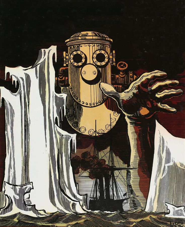 The Ice Demon by Jacques Tardi