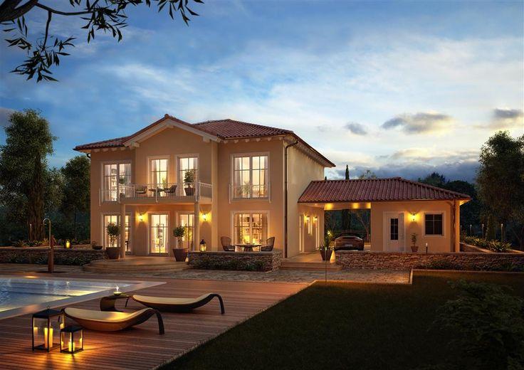 Häuser- Stadtvilla Aurelio - Einhundert Prozent Heimweh, täglich garantiert!