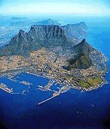 Beautiful Cape Town!