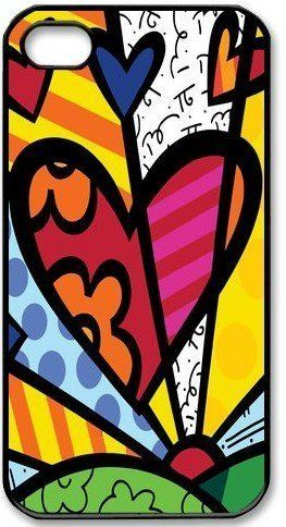 Romeo Romero Britto Cat Dog Love Art Iphone 4/4s Slim-fit Case by Amazing007shop, http://www.amazon.com/dp/B00EUCL1OI/ref=cm_sw_r_pi_dp_kvEpsb0V4F06K                                                                                                                                                     Plus