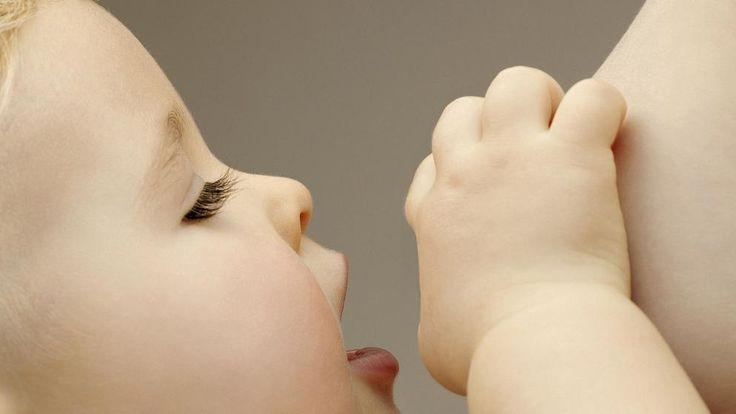 La leche materna ayuda al aprendizaje y la memoria