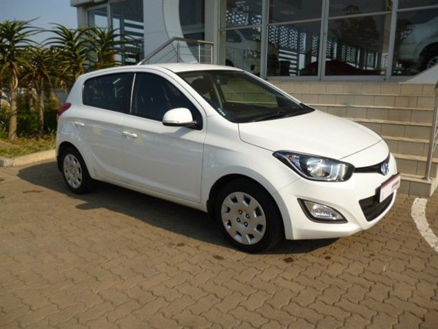 Go for this Delightful 2013 #Hyundai #i20 1.4 Glide. This Hatchback comes in White with a Speedy 1.4 Petrol Engine. It is available in Manual Transmission with a Low Mileage of 33 500Kms. Going at a Cut Priced Deal of R149 990. Marvellous Extra's: ABS / Air Conditioner / Airbag - Driver / Airbag - On/Off Switch / Alarm / Radio/CD +More. Contact Keith Rabilal Now on 082 323 1303 / 031 737 1500 or Email keithr@smg.co.za. Like Us https://www.facebook.com/KeithRabilalForUsedCars