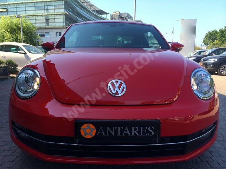 Volkswagen New Beetle 1.4 TSi Design ANTARES ' TEN 2014 NEW BEETLE 1.4 TSİ DSG DESİGN